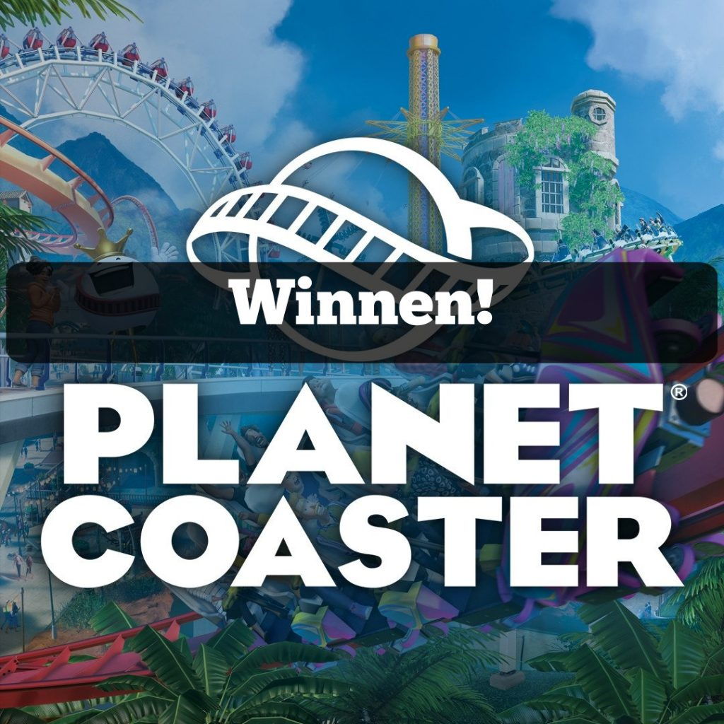 Winnen planet coaster