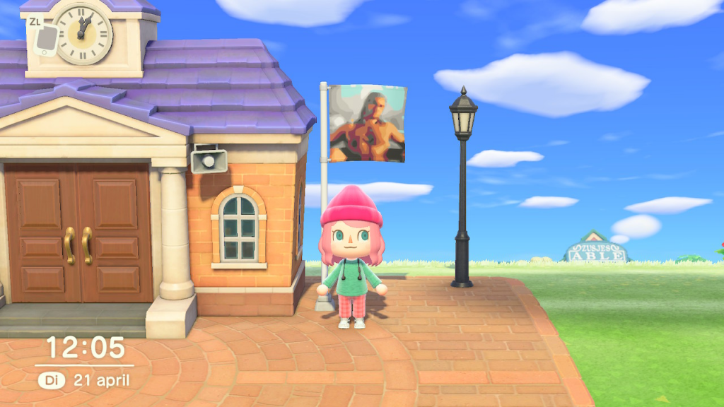 the witcher animal crossing