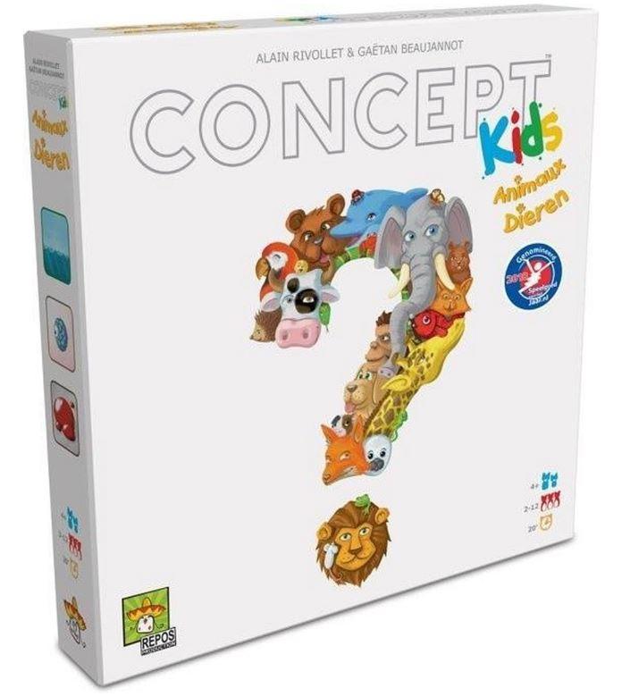 Concept kids dieren review