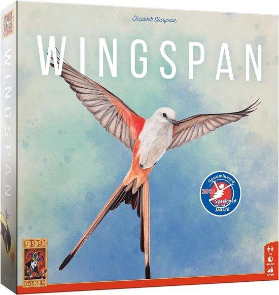 Wingspan doos